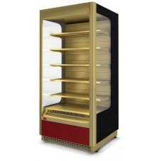 Холодильная витрина VENETO VSp-0,95 пристенная