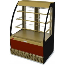 Холодильная витрина открытая VENETO VSo-0,95 кондитерская МХМ (Россия)