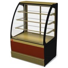 Холодильная витрина VENETO VS-0,95 кондитерская МХМ
