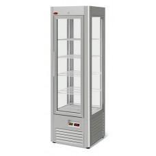 Холодильный шкаф VENETO RS-0,4 нержавейка