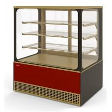Холодильная витрина VENETO VS-1,3 Cube кондитерская МХМ