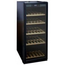 Винный шкаф FROSTY EA320-BK