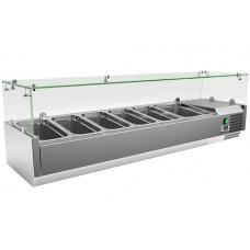 Витрина холодильная REEDNEE VRX1500/330FG