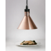 Лампа инфракрасная 275мм бронзовая HURAKAN HKN-DL800