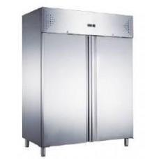 Шкаф морозильный HURAKAN 1400л HKN-GX1410BT INOX