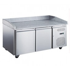 Стол холодильный для пиццы HURAKAN HKN-GXPZ2GR