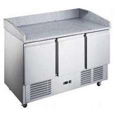 Стол холодильный для пиццы HURAKAN HKN-GXPZ3GR