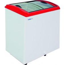 Ларь морозильный ITALFROST CF 200 C с гнутым стеклом