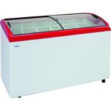 Ларь морозильный ITALFROST CF 300 C с гнутым стеклом