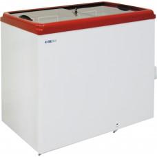 Ларь морозильный ITALFROST CF 300 F с прямым стеклом