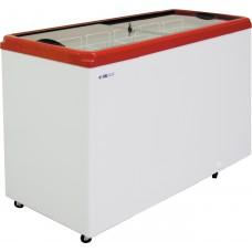 Ларь морозильный ITALFROST CF 500 F с прямым стеклом