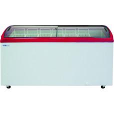 Ларь морозильный ITALFROST CF 600 C с гнутым стеклом
