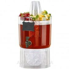 Диспенсер для напитков One Chef, 6.6л BD6.6L