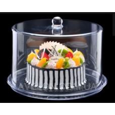 Подставка для торта с крышкой 4127