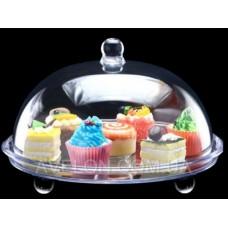Подставка для торта с крышкой 4128