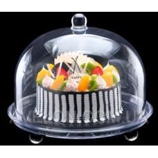 Подставка для торта с крышкой 4129