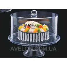 Подставка для торта с крышкой 4172