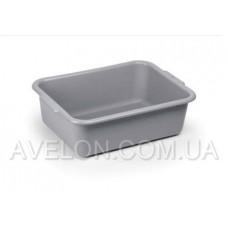Лоток для сервисной тележки (серый пластик) (54*38,5*13,5см) C180 (S)