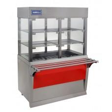 Витрина кондитерская холодильная Кий-В ВК-1200 Эксклюзив