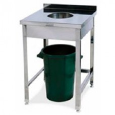 Стол производственный для сбора отходов - СПО