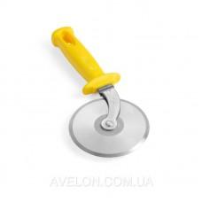 Нож-ролик для пиццы с изгибом, ø100x120 мм HENDI 617038