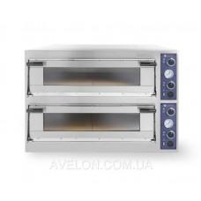 Печь для пиццы Trays 99 Glass 2 уровня HENDI 227305