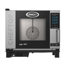Пароконвектоматы UNOX – новые модели