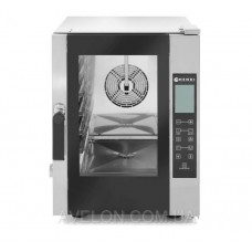 Пароконвектомат компактный Touch control 6x GN 1/1 электрический HENDI 224793