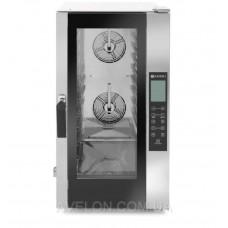 Пароконвектомат компактный Touch control 10x GN 1/1 электрический HENDI 224809