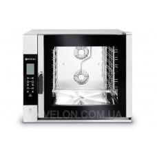 Пароконвектомат компактный Touch control 7x GN 1/1 электрический HENDI 225066