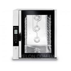 Пароконвектомат компактный Touch control 11x GN 1/1 электрический HENDI 225073