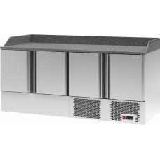 Холодильный стол POLAIR TMi4pizza-G