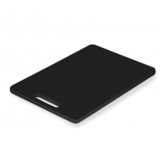 Доска разделочная универсальная с ручкой, Hendi 826478, черная