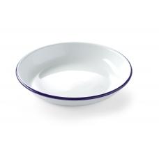 Тарелка глубокая эмалированная Ø 200 мм, HENDI 621257