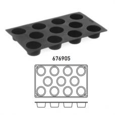 Форма силиконовая Mini-Muffins HENDI 676905