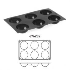 Форма силиконовая Semi-Sphere HENDI 676202