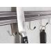 Планка магнитная с крючками HENDI 820209 - держатель ножей купить