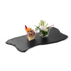Блюдо сланцевое волнистое HENDI 424711 набор 2 шт