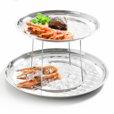 Этажерка 2-х ярусная для морепродуктов HENDI 480519
