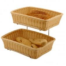 Корзинка для хлеба и булочек 2 шт. GN 1/2, Hendi 561201
