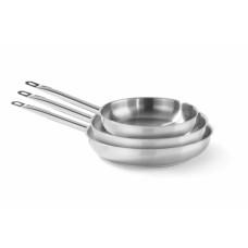 Сковорода без крышки Profi Line 3.6 л, Ø 28, HENDI 835531