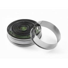 Высечка кондитерская, круглая, 14 шт. HENDI 673409