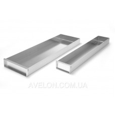 Противень кондитерский алюминиевый с высокими бортами 580x100x50 HENDI 689851