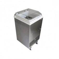 Витрина для мороженого STAFF V410V ON WHEELS