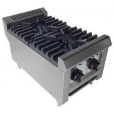 Плита газовая EWT INOX TTGC2