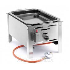 Гриль газовый настольный Bake Master MINI GN1/1 HENDI 154601