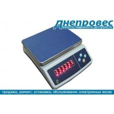 Весы фасовочные ВТД-6ФД (F998-6ED) Днепровес
