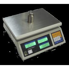 Весы торговые электронные F902H-15EС1 Днепровес до 15 кг.