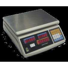Весы торговые электронные F902H-15ED1 Днепровес до 15 кг.