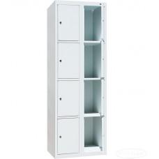 Ячеечные шкафы (камеры хранения) ШО-400/2-8
